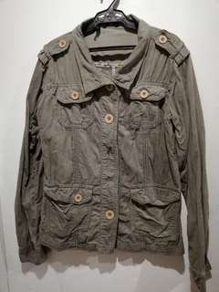 Hurley Curdoroy Jacket Unisex