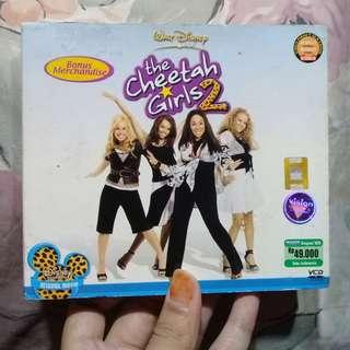 VCD THE CHEETAH GIRLS 2