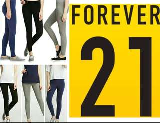 Forever21 Leggings
