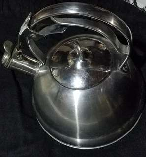 P50 OFF Stainless Steel Whistling Kettle