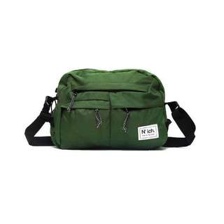 SLING BAG | DAILY EMERALD