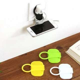 PHONE CHARGE SEAT WALL HOLDER
