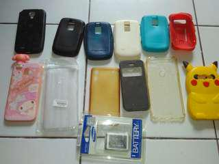 Softcase, hardcase, anticrack layak pakai. Take all
