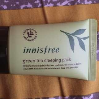 Innisfree Green Tea Sleeping Pack (30ml)