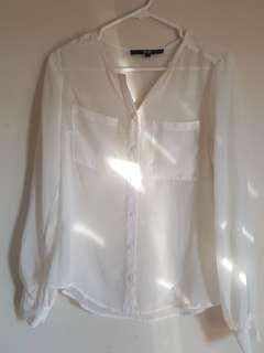 Bedo white blouse