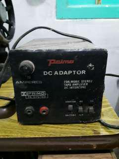 Power supply dc adapter