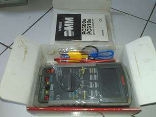 Multimeter digital sanwa pc510a original