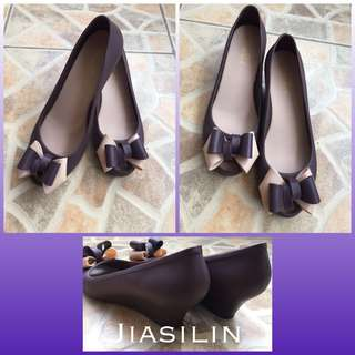 👠JIASILIN Jelly Shoes