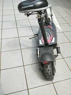 EVO POWER E-SCOOTER