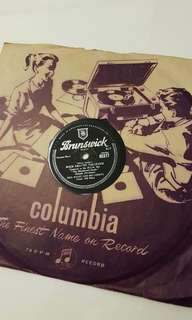 78 rpm records for gramophone