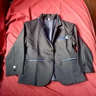 Coat, Vest And Pants Set