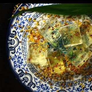 太后 宮廷桂花糕(曾是慈禧太后最歡喜的點心)  中華老字號 山西名食  小食 點心    地區特式餅