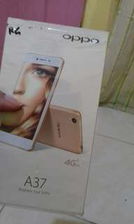 HP OPPO A37 SECOND