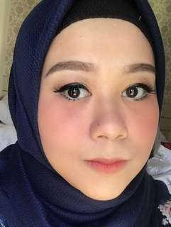 Jasa Kursus Makeup & Jasa MUA - LOW BUDGET