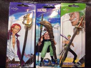 One Piece Sword KeyChains