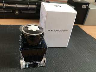 Mont Blanc BMW Fountain Pen Ink