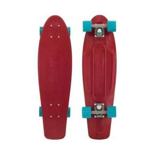 Original Penny Organic Maroon 22'' Cruiser Skateboard