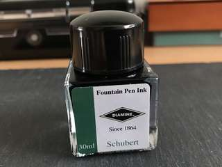 Diamine Music Series - Schubert Fountain Pen Ink