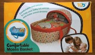 Comfortable mosses basket
