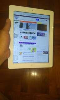 Apple ipad4 32G wifi only 90%new.  100%work