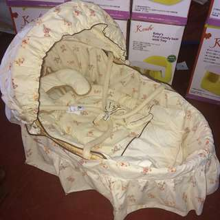 Baby 'moses' basket