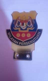 Wilayah Persekutuan Emblem