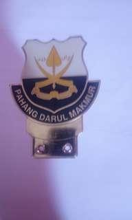 Pahang Car Logo