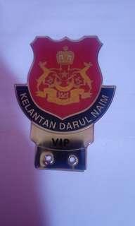 Kelantan Car Logo