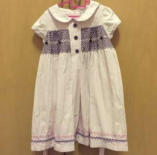 JKids Crotchet Dress (3-4Y)