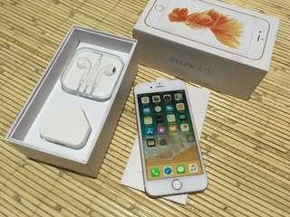 iPhone 6s 16GB Rose Gold FU Fullset