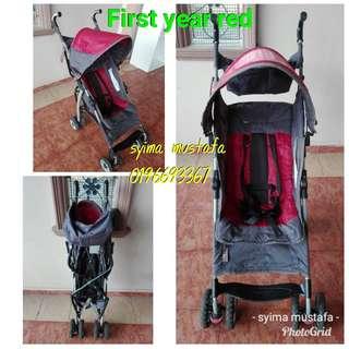 First Year stroller