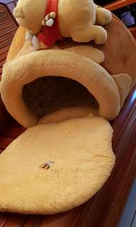 迪士尼小熊維尼寵物窩