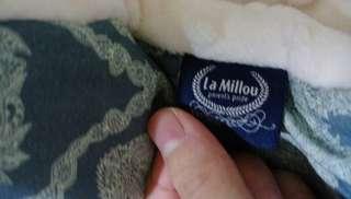 🚚 La Millou 暖膚豆豆毯 安撫巾