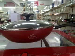 Vantage wok