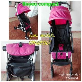 Bnoeo compact stroller