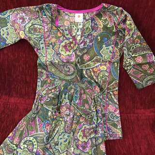 Baju Kurung for girl (4-5Y)