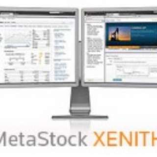 Metastock XENITH (Real Time Stock Market Data) Free Trial