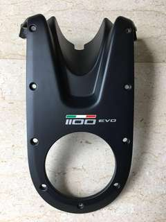Monster 1100 EVO Fuel Tank Cap Cover by Ducati