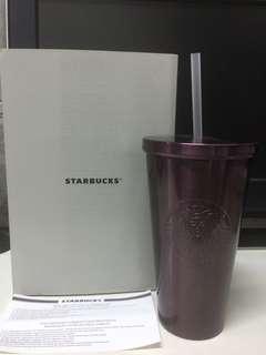 Starbucks 凍飲杯