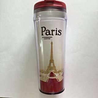 Paris Starbucks Tumbler