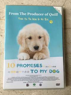 10 Promises To My Dog DVD