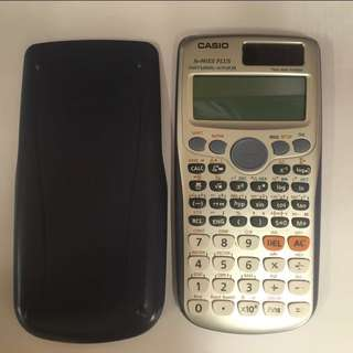 Casio Scientific Calculator fx-911ES Plus