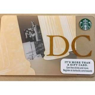 Starbucks Card DC-2015