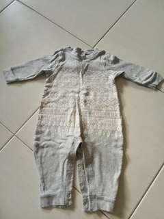 Baby Gap sleepsuit@jumpsuit
