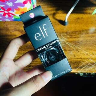 ELF POT CREAM EYE LINER