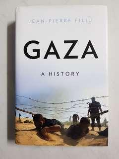 Gaza: A History (Jean-Pierre Filiu)
