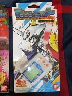 Digimon vpet ver 20th omegamon