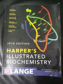 Harper's biochemistry 29th