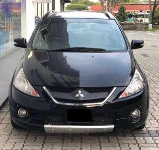Mitsubishi GRANDIS (JULY PROMOTION)