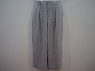 Uniqlo Light Grey Baggy Pants Culottes Palazzo.